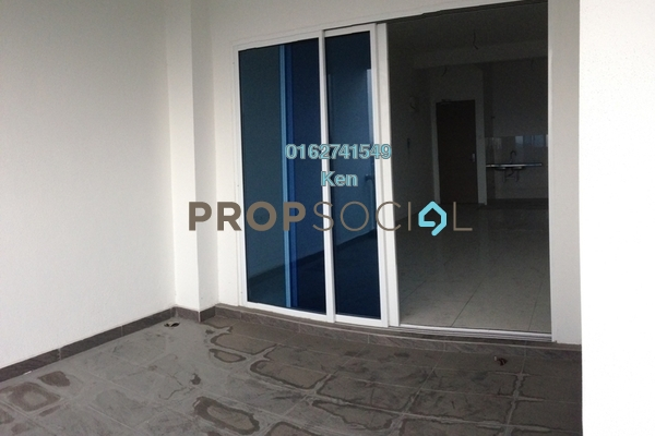 For Sale Condominium at Skypod, Bandar Puchong Jaya Freehold Unfurnished 2R/2B 660k