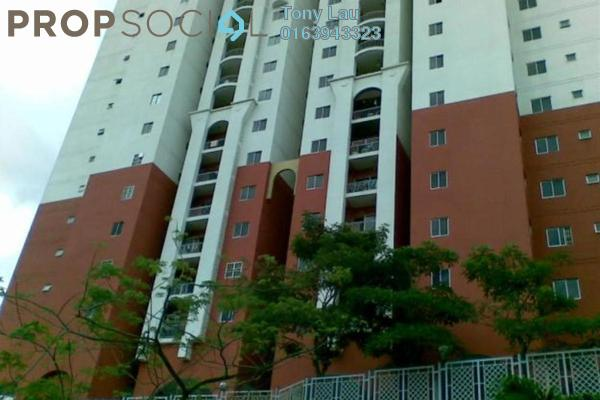 For Sale Condominium at Ketumbar Hill, Cheras Freehold Fully Furnished 3R/2B 500k