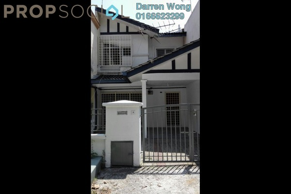 For Rent Terrace at Damai Perdana, Bandar Damai Perdana Freehold Semi Furnished 4R/3B 1.3k