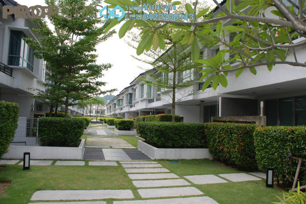 For Rent Terrace at Zenia, Desa ParkCity Freehold Fully Furnished 3R/4B 5k