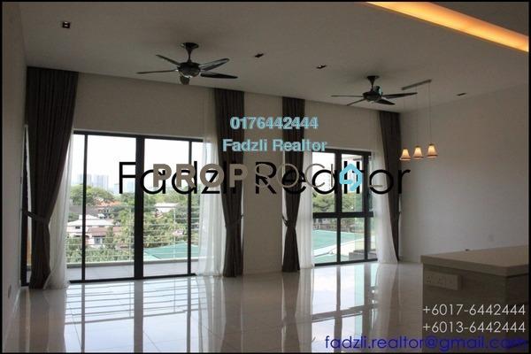 For Rent Condominium at Identiti U-Thant, Ampang Hilir Freehold Semi Furnished 3R/3B 5.8k