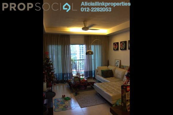 For Sale Condominium at Changkat View, Dutamas Freehold Semi Furnished 3R/2B 620.0千