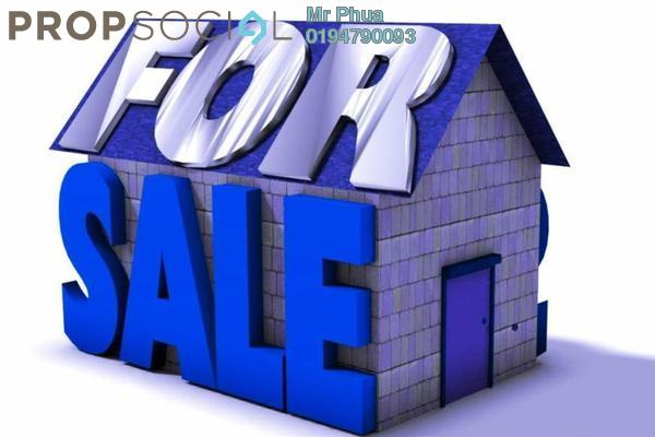 For Sale Terrace at Juru Heights, Juru Freehold Unfurnished 4R/3B 495k