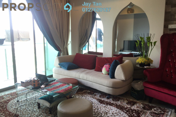 For Sale Apartment at Palazio, Tebrau Freehold Fully Furnished 3R/2B 360k