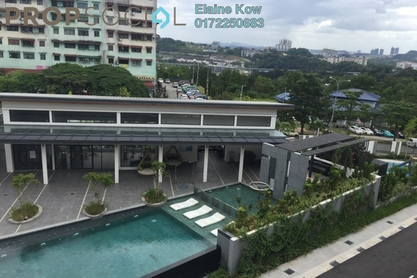 For Rent Terrace at Canary Residence, Cheras Leasehold Semi Furnished 4R/4B 2.6k