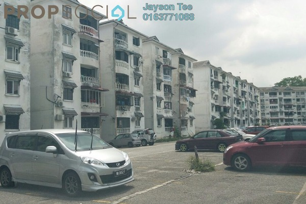 For Rent Apartment at Pandan Lake View, Pandan Perdana Leasehold Unfurnished 3R/2B 950translationmissing:en.pricing.unit