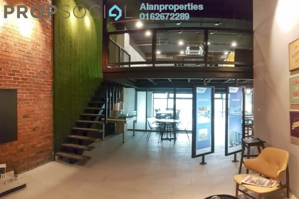 For Sale Office at The TRAX @ Chan Sow Lin, Sungai Besi Leasehold Unfurnished 0R/0B 358k