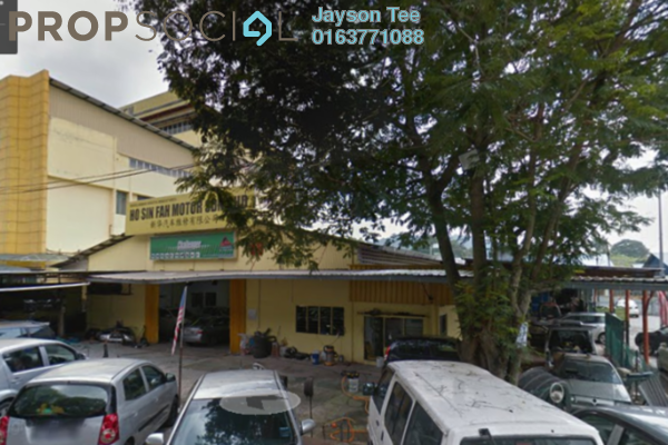 For Rent Factory at Taman Midah, Cheras Freehold Unfurnished 0R/0B 15k