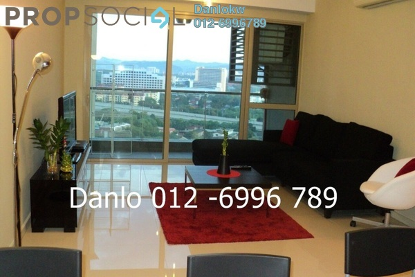 For Rent Condominium at myHabitat, KLCC Freehold Fully Furnished 1R/1B 4.7k