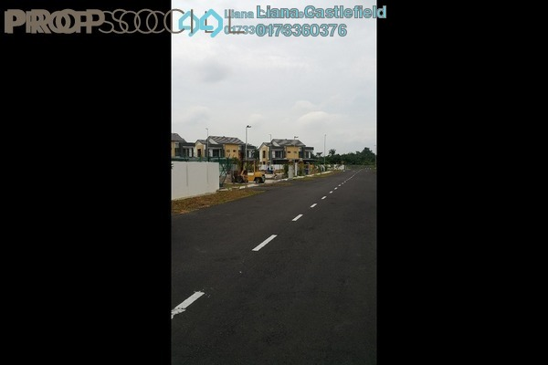 For Sale Semi-Detached at Taman Delima Jaya 2, Dengkil Leasehold Unfurnished 4R/3B 750k