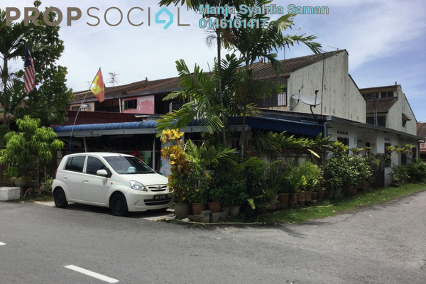 For Sale Terrace at Taman Sri Putra, Banting Freehold Semi Furnished 6R/3B 320k