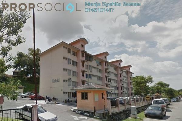 For Sale Apartment at Taman Taming Impian, Kajang Freehold Semi Furnished 3R/2B 170k