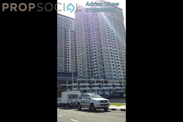 For Sale Condominium at Mira Residence, Tanjung Bungah Freehold Semi Furnished 4R/3B 1.25m