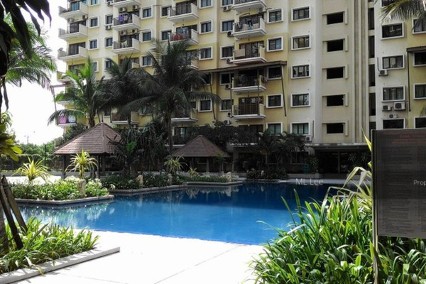 For Sale Condominium at Puri Aiyu, Shah Alam Freehold Unfurnished 3R/2B 360k