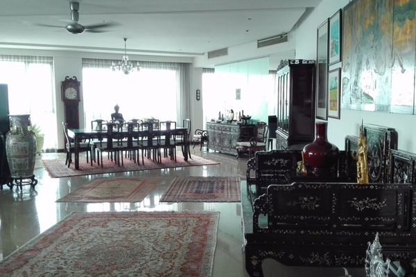 For Sale Condominium at Cendana, KLCC Freehold Semi Furnished 4R/2B 2.5m