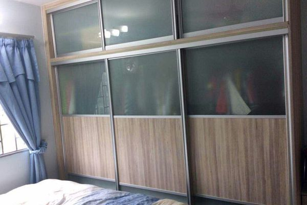 For Sale Condominium at Ketumbar Heights, Cheras Freehold Semi Furnished 3R/2B 360k