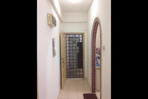 For Sale Condominium at Nuri Court, Pandan Indah Leasehold Semi Furnished 3R/2B 245k