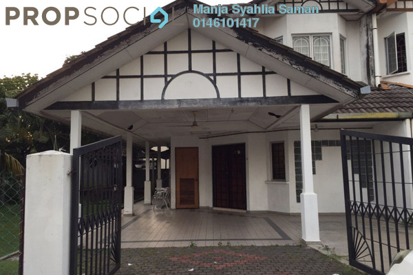 For Sale Terrace at Section 7, Shah Alam Leasehold Semi Furnished 4R/3B 890k