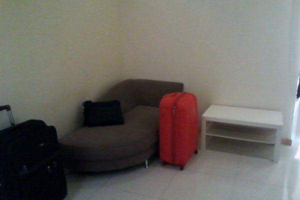 For Sale Condominium at Pertama Residency, Cheras Leasehold Semi Furnished 1R/1B 390k