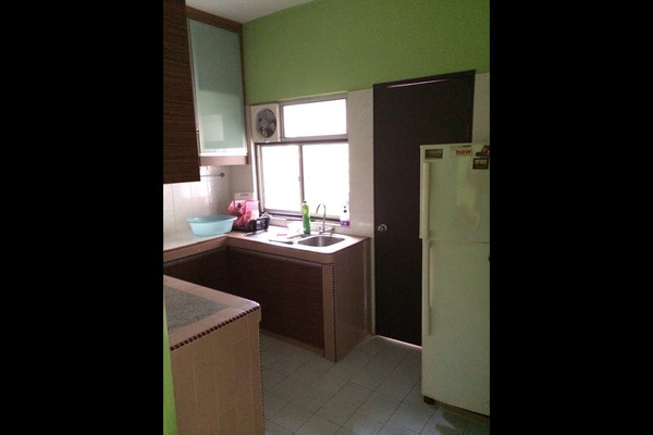 For Sale Condominium at Midah Heights, Cheras Freehold Semi Furnished 3R/2B 420k