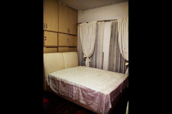 For Sale Condominium at Vista Damai, KLCC Freehold Semi Furnished 1R/1B 830k