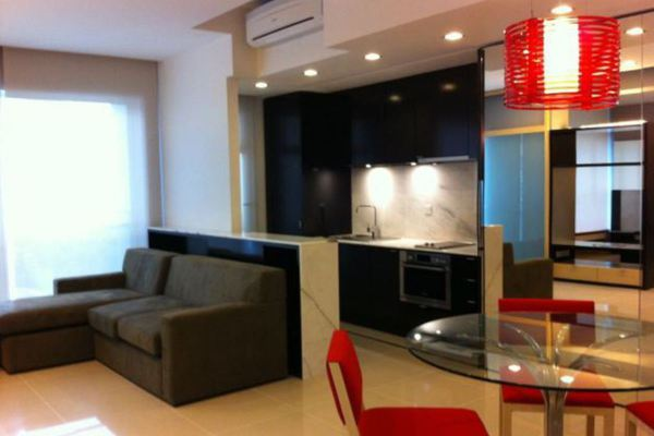 For Sale Condominium at VERVE Suites, Mont Kiara Freehold Semi Furnished 1R/1B 630k