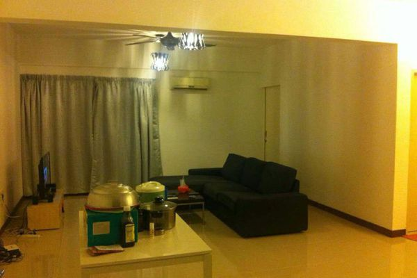 For Sale Condominium at Residensi Desa, Kuchai Lama Freehold Semi Furnished 3R/2B 710k