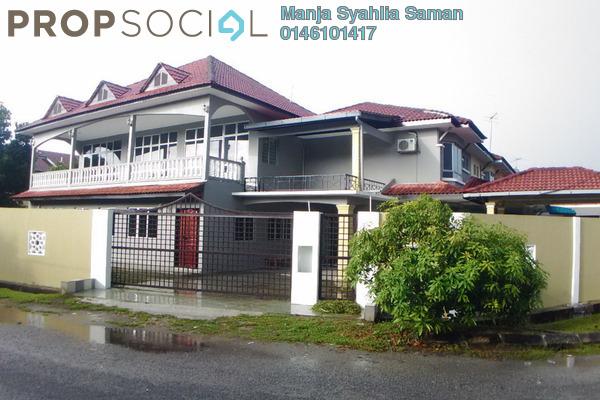 For Sale Terrace at Bandar Tasik Kesuma, Semenyih Freehold Semi Furnished 8R/7B 920k
