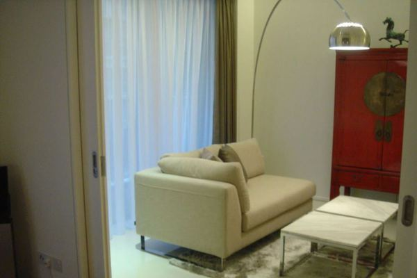 For Rent Condominium at Hampshire Place, KLCC Freehold Semi Furnished 1R/1B 3.1k