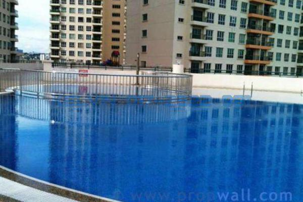 For Rent Condominium at Kuchai Avenue, Kuchai Lama Freehold Semi Furnished 3R/2B 1.8k
