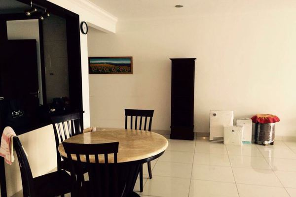 For Rent Condominium at Papillon Desahill, Taman Desa Freehold Semi Furnished 2R/2B 5.0千