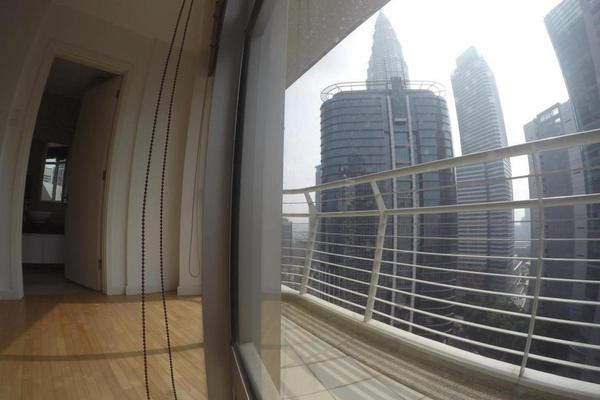 For Rent Condominium at Idaman Residence, KLCC Freehold Semi Furnished 2R/1B 3.6k