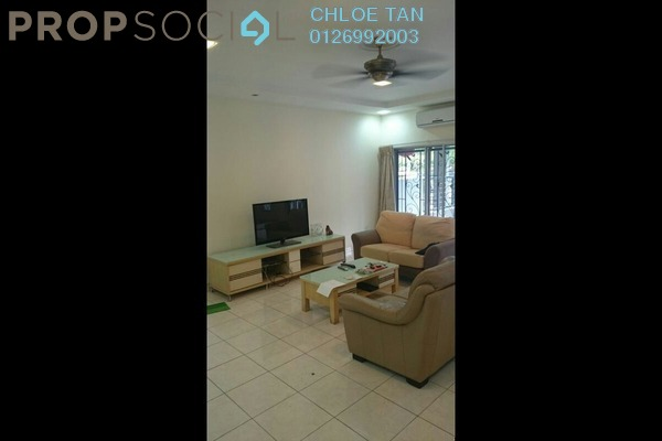 For Rent Terrace at Lagoon Homes, Kota Kemuning Freehold Semi Furnished 4R/3B 2.1千