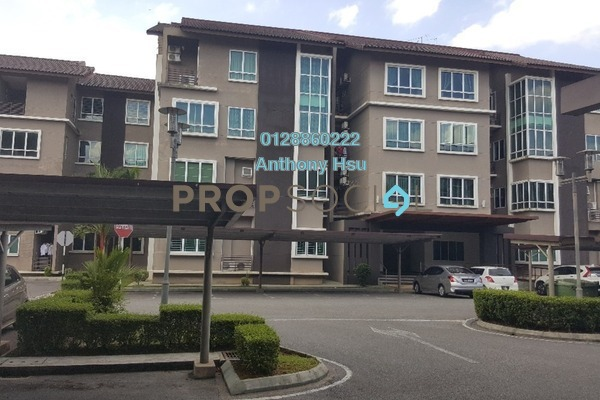 For Rent Duplex at The Arcadia, Kuching Freehold Fully Furnished 6R/5B 5k