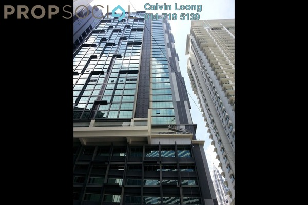 For Rent Condominium at Binjai 8, KLCC Freehold Fully Furnished 3R/2B 7k