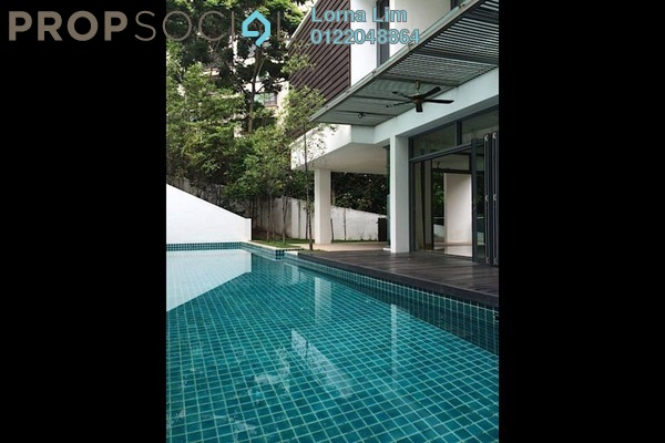For Sale Bungalow at The Residence, Mont Kiara Freehold Semi Furnished 8R/10B 12.8m
