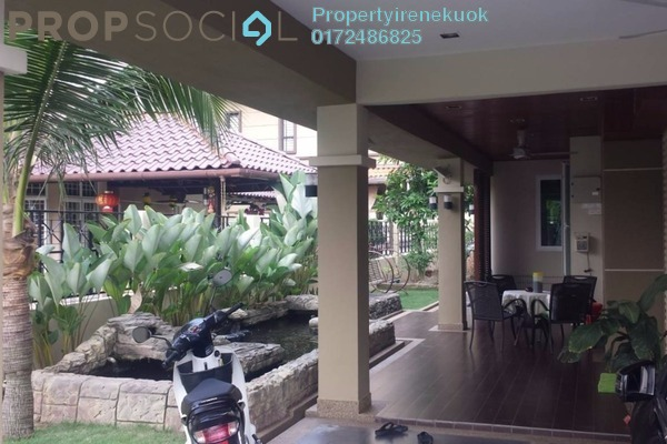 For Sale Semi-Detached at Sri Cassia, Bandar Puteri Puchong Freehold Semi Furnished 7R/6B 3.3m