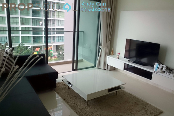For Sale Condominium at The Z Residence, Bukit Jalil Freehold Fully Furnished 3R/2B 780k