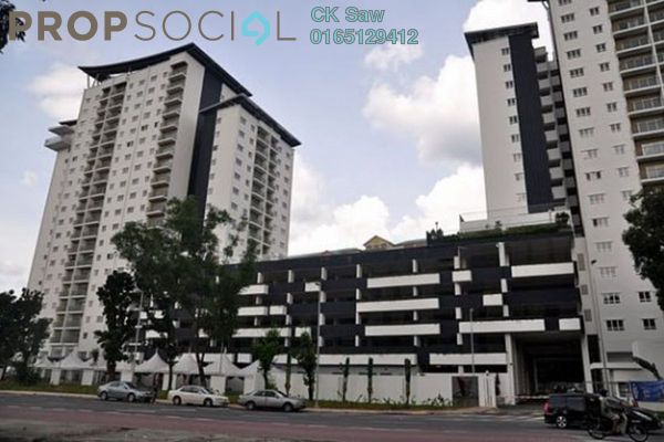 For Rent Condominium at Suria Jelatek Residence, Ampang Hilir Leasehold Fully Furnished 3R/2B 2.4k