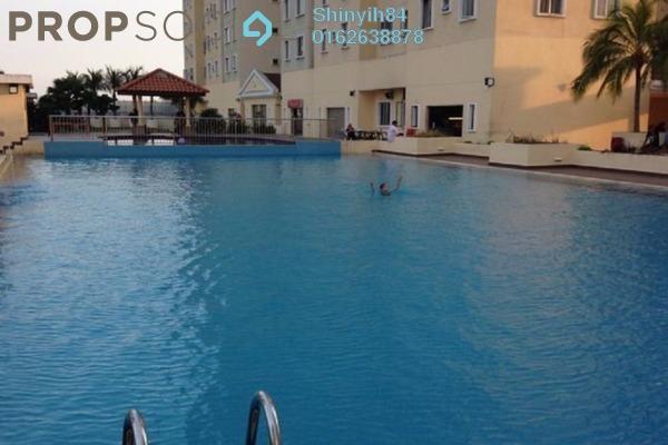 For Sale Condominium at Casa Subang, UEP Subang Jaya Freehold Fully Furnished 4R/2B 390k