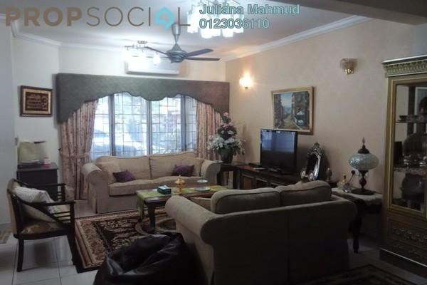 For Sale Terrace at BU6, Bandar Utama Freehold Semi Furnished 5R/4B 1.75m