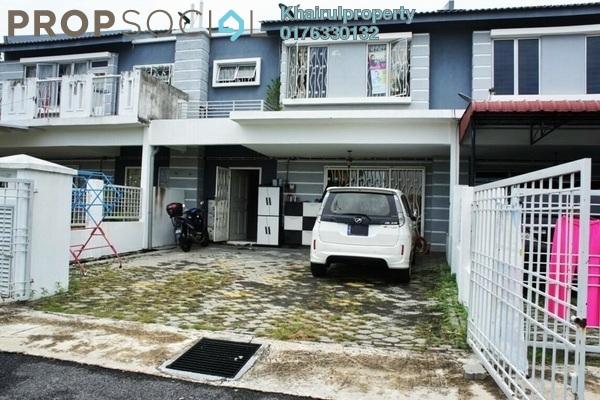 For Rent Terrace at Seksyen 8, Bandar Baru Bangi Freehold Semi Furnished 5R/3B 2k