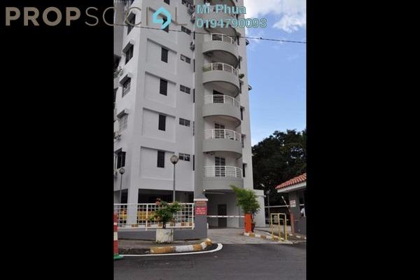 For Sale Condominium at Desa Bukit Jambul, Bukit Jambul Freehold Fully Furnished 3R/2B 560k