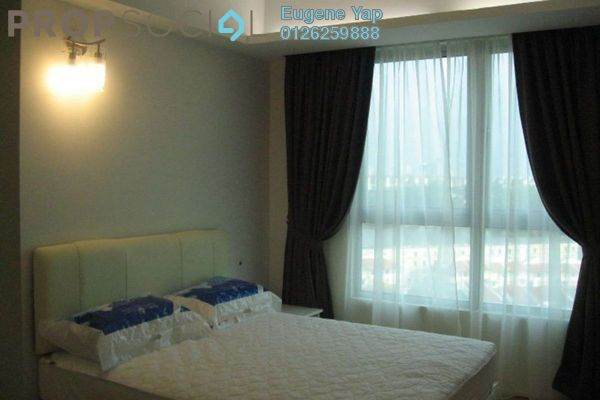 For Rent Condominium at i-Zen Kiara I, Mont Kiara Freehold Fully Furnished 2R/2B 2.5k