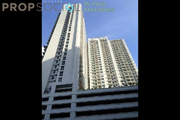 For Sale Condominium at Boulevard Condominium, Air Itam Freehold Fully Furnished 3R/2B 700k