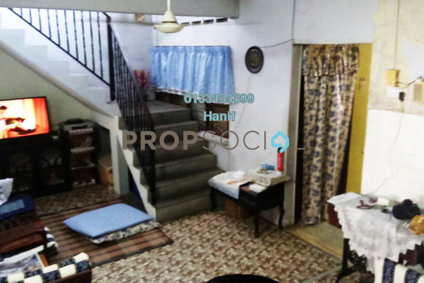 For Sale Terrace at Lembah Keramat, Wangsa Maju Leasehold Unfurnished 4R/2B 620k