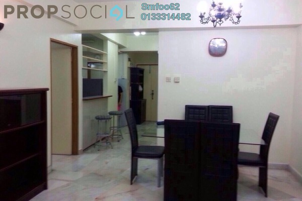 For Sale Apartment at Melawati Hillside Apartment, Melawati Freehold Semi Furnished 3R/2B 430k