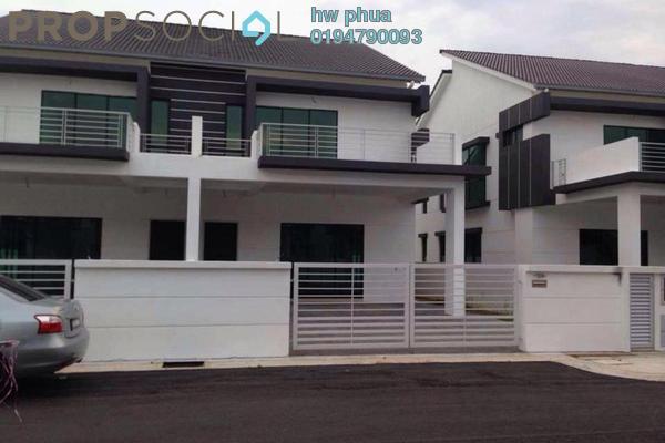For Sale Condominium at Permatang Sanctuary, Bukit Mertajam Freehold Unfurnished 5R/3B 710k
