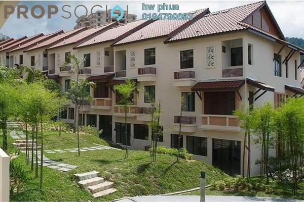 For Sale Terrace at Alila Homes, Tanjung Bungah Freehold Fully Furnished 4R/3B 1.3m