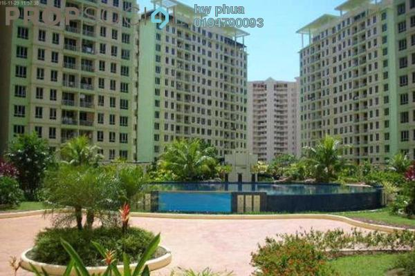 For Rent Condominium at Putra Place, Bayan Indah Leasehold Semi Furnished 3R/2B 1.7k